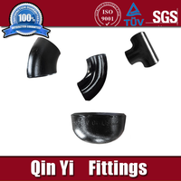 fire fighting ansi b16.9 carbon steel pipe fittings