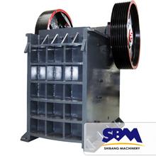 SBM precio de máquina trituradora de piedra de estructura simple y calidad mejor