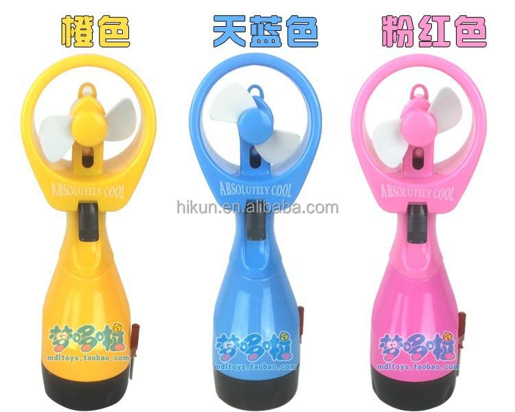 Cute Air Fans : Cute design funny fans battery mini usb portable