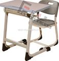 Niños mesa de estudio barato / cajas de acero de la escuela escritorio / mobiliario escolar venta patas de Metal escritorio