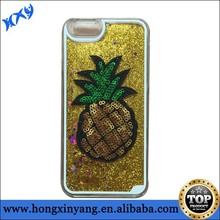 Liquid Glitter Case cover For iphone 6 4.7''