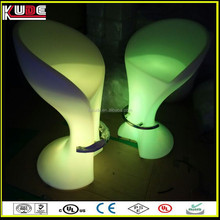 modern wedding/ events/ party outdoor plastic bar stools wholesale