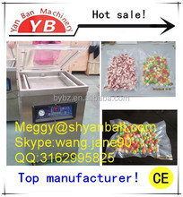 YB-400 single chamber Food vacuum pack sealer