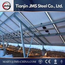 Solar light galvanized steel Solar Energy Aluminium Bracket