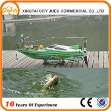 factory price remote control fishing bait boat with fish finder