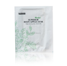 Top selling good works natural ingredients safe detoxing body applicator safe slimming with body applicator