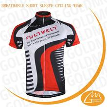Quick Dry Breathable customisation cycling shorts sleeve for men+Bike short trousers made in Ningbo China