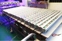 SAA FCC Certisfied 36W RGB Led Wall Washer DMX512 Internal