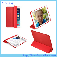 Smart 1:1 Official Slim Leather Magnetic Cover For iPad mini 4 case