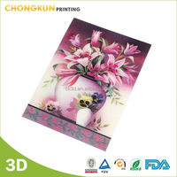 Professional Manufacturer Of 3D Craft Birthday Greeting Card