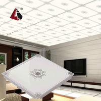 JD101 Aluminum sheet roofing, metal ceiling for living room decorative