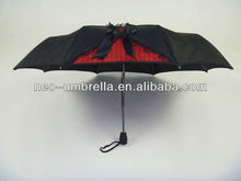 Hot Lady Folding Umbrella with a nice bowknot