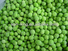 Chinese IQF & frozen green peas price