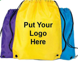 Personalized Hiking Drawstring Bag For Promotion