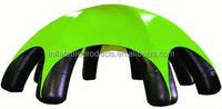 HOT SALE INFLATABLE DOME TENT ADVERTISING INFLATABLE TENT CAMPING TENT.