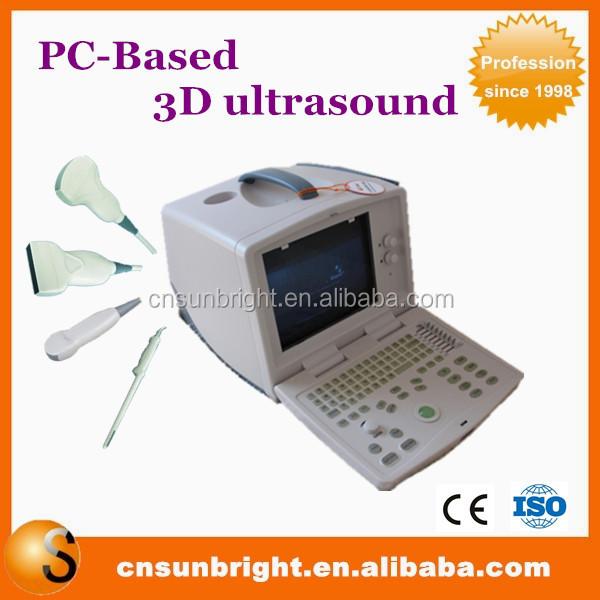 2015 hot 3d scanner software pc based 3d ultrasound