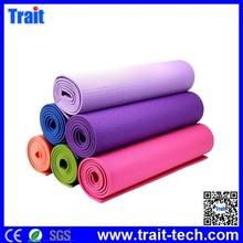 6mm PVC Material Non-slip Stress-relief Yoga Mat