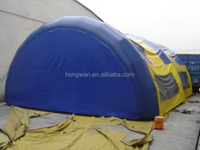 High quality inflatable military tents dome tent hot air balloon price