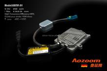 Aozoom xenon hid ballast 12v/45w electronic Canbus ballast