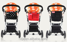 Stroller bag,Strollers Organizer Basket Pushchair Baby Diaper Nappies Mother Expanded Bag