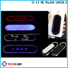 2015 new product with patent backlight ROHS portable power bank 2600mah