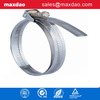 stainless steel or concrete pump rubber hose clamp