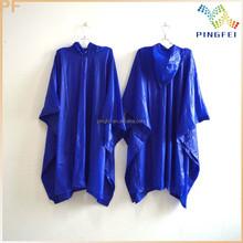 Colored PVC Rain Poncho/ Rain Coat/Rainware ,