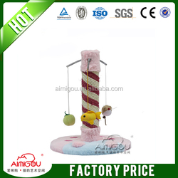 Wholesale pet products cat toy scratching post