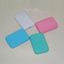 M-S507 China Manufacturer supply 6000mah cellphone power bank for mobile and tablets