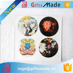 2015 new design promotional wholesale custom exquisite personalized paper promotional fridge magnet