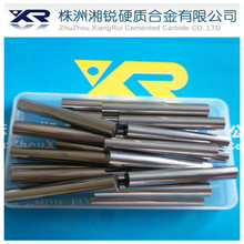 Factory Professional carbide solid round rod, only original materials from XR-Carbide