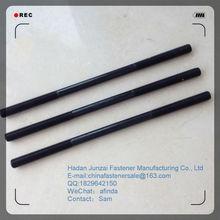 Black Oxide Coating Double Bolts Manufacturer