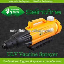 2014 de atomización de aire tipo spray vacunador