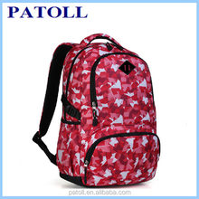 New manufacture factory hot sale promotional brand foldable nylon bags online