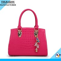 custom beautiful girl handbags importers in delhi pu leather bag wholesale