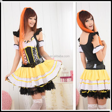 Wholesale china sexy women halloween nude cosplay costume
