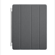Four fold Sleeping Magnetic Function Book Stand Leather Smart Cover For apple iPad Air 2