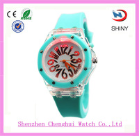 New Hot Items For 2015 Kid Luminous Wrist Watch