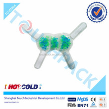 Beads hot cold pack for medical usage
