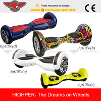 smart 2 wheel self balancing scooter, electric unicycle