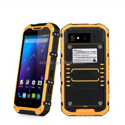 access control system A9 rugged phone with NFC function POS terminal card identification 4 sim card mobile phone