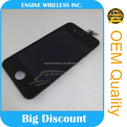 for apple iphone 4s screen,china manufacturer,fast shipping