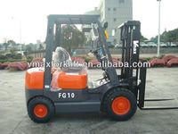 TOYOTA Technology nissan engine 1ton/3ton/5ton Gasoline/LPG Forklift