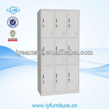 2013 HOT WELL metal cupboard design