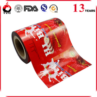cost-effective laminating film roll / food packaging plastic roll film
