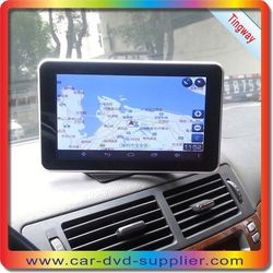 "Supply 7"" GPS navigation digital wireless rear camera for gps navigation with 1GB RAM,8GB,AVIN,FM,WIFI,DVR,VSA"