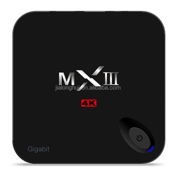 New arrival and Hot selling ! Quad Core MXIII MXIII-G S812 Google Android TV Box with 1000M LAN Android 5.1 Smart TV Box MXIII G