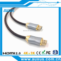 2.0v hdmi cable in stock 3M/10FT with ethernet support 3D 4K*2K facotry stocks
