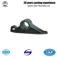 Cold Forged Spherical Cast Iron Camion Heavy Trucks Casting Parts Lost Foam Casting Process Appliance Housing Spare Parts