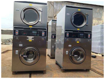 coin operated dryer laundry equipment self service laundry shop